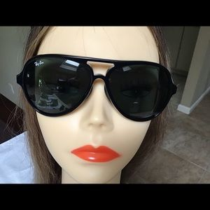 RayBan RB4125F 601/71 euro fit Catalog Sunglasses
